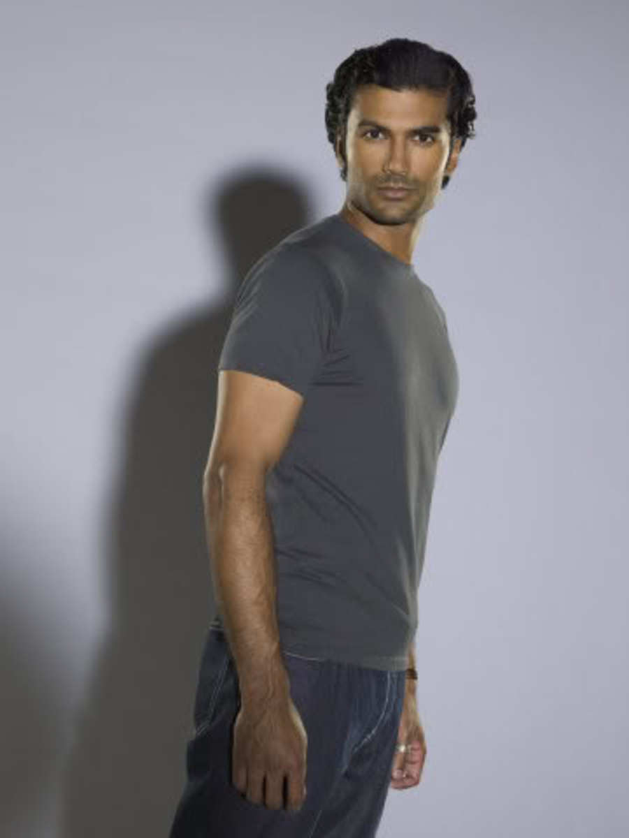 Sendhil is a man of action as he proved on Covert Affairs and Beauty and the Beast.