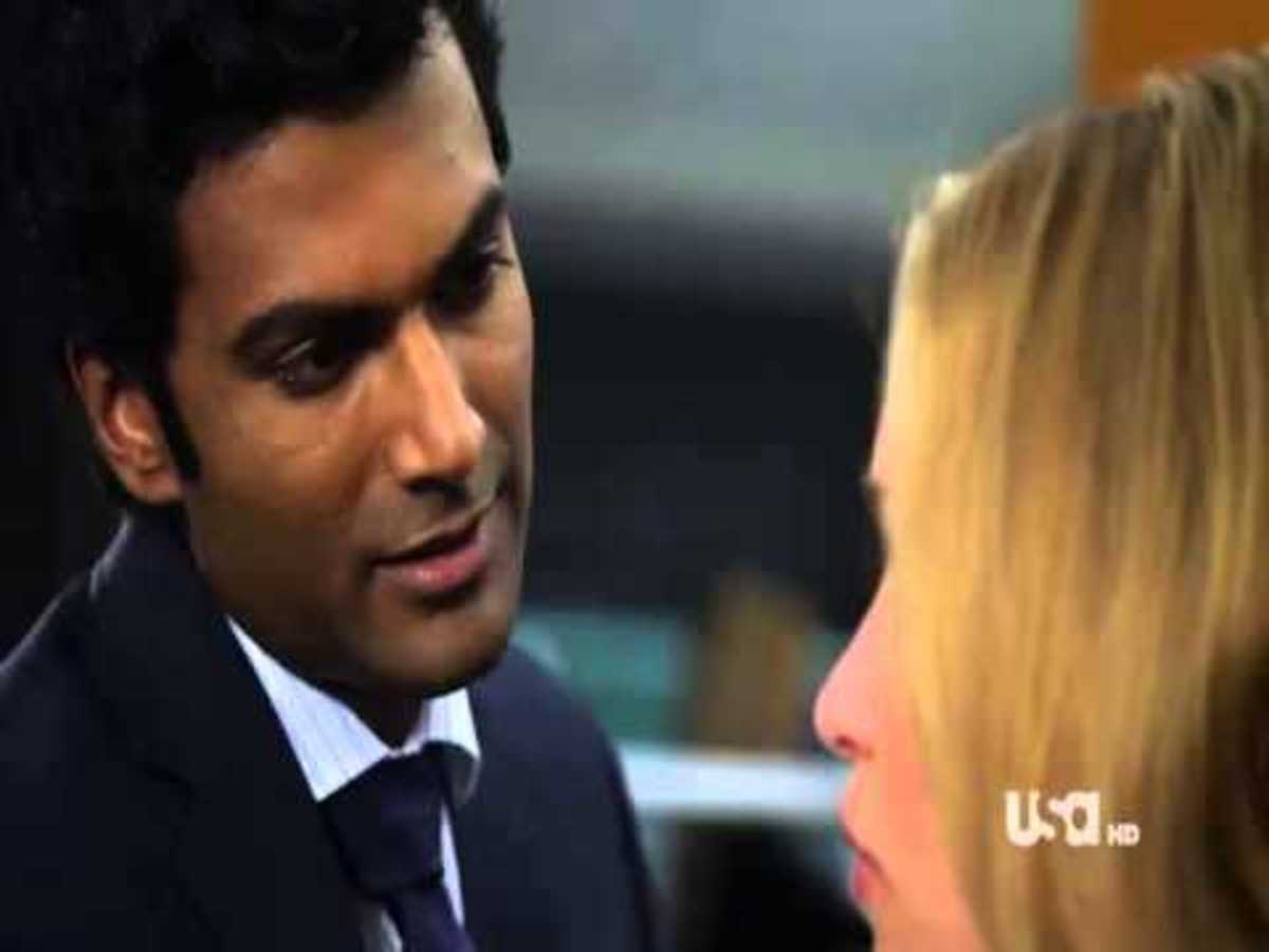 Jai Wilcox's soft sweet looks could melt any woman's heart including Annie Walker in Covert Affairs.
