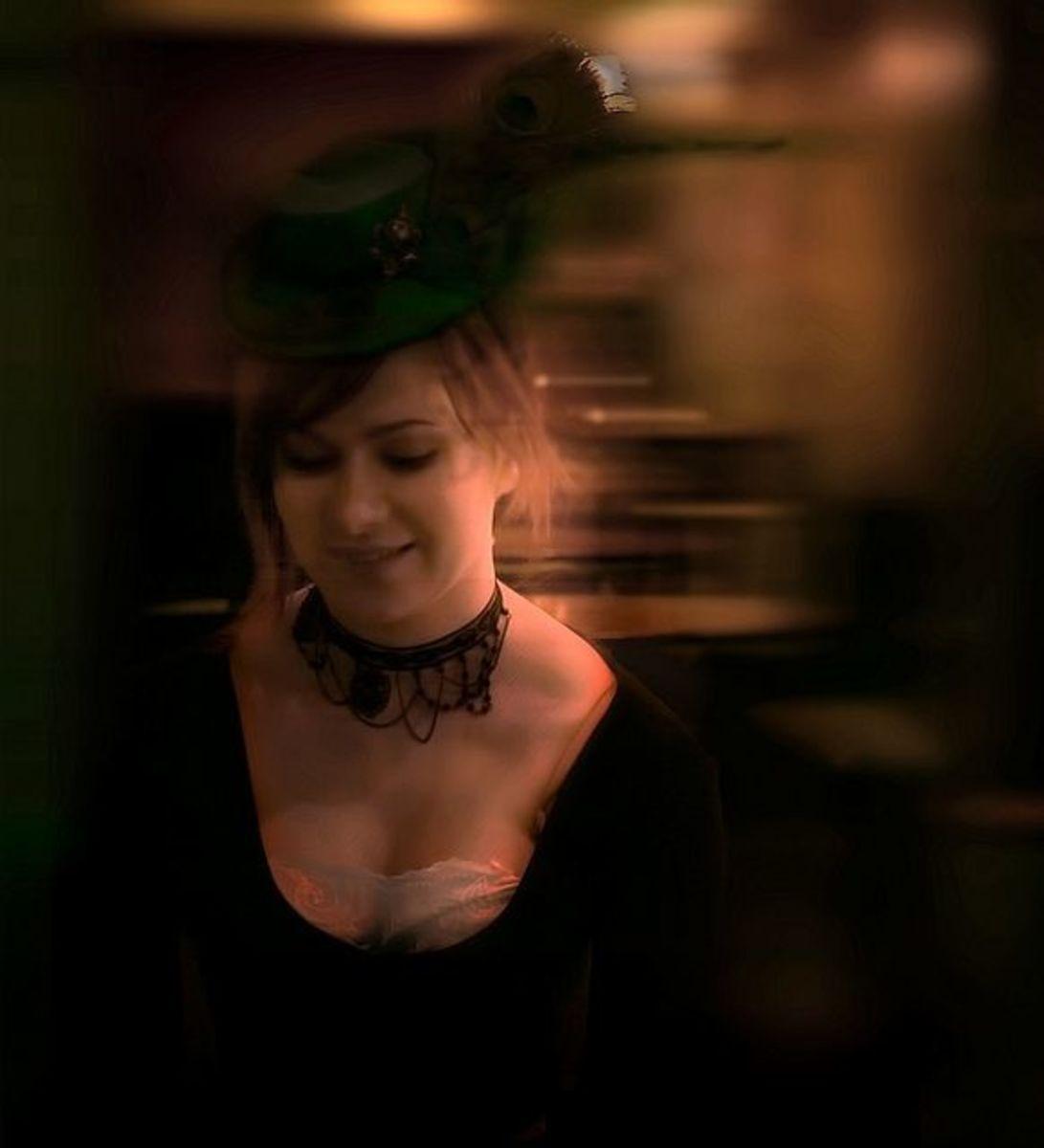 Steampunk Costume Hats