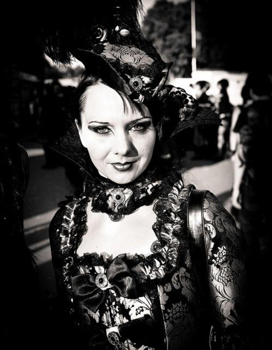 Woman's Steampunk Costume