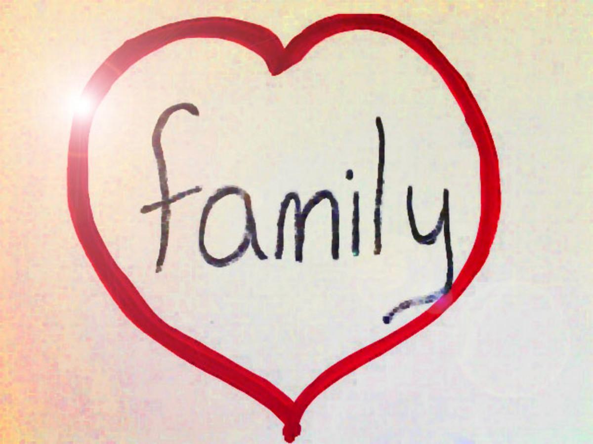 Happy Heart and Family