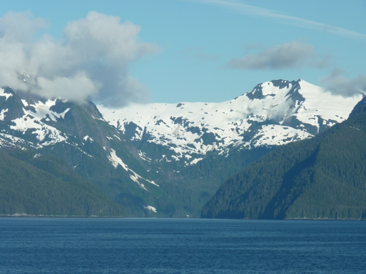 Alaska: Cruising the Inside Passage to Hubbard Glacier