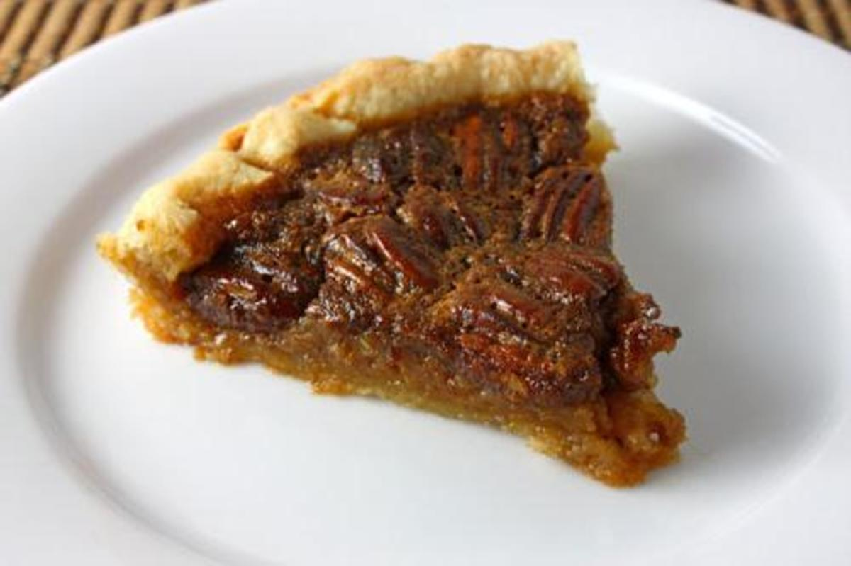 Pecan Pie is one of if not the most popular pie in the American south. To me it's the best pie ever.