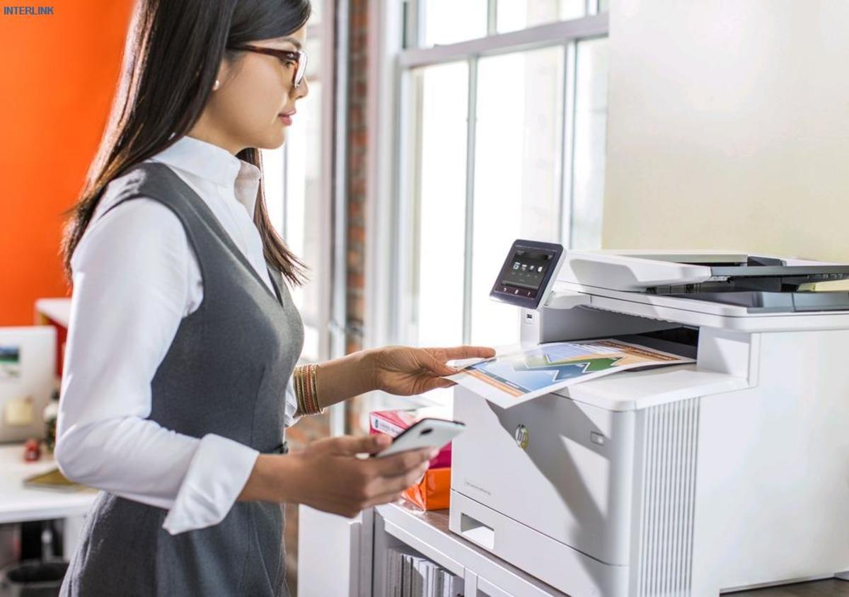 Smart printers can increase the productivity of a person. Make use of professional print, scan, copy and fax functionality plus a range of productivity-enhancing features to boost office productivity