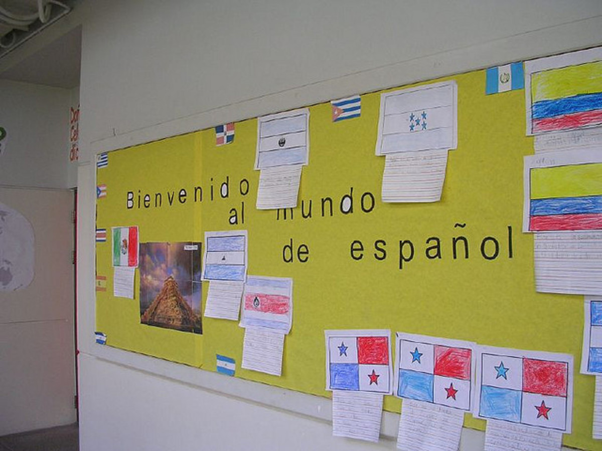 How to Begin Teaching Spanish - First Day of Class Activities