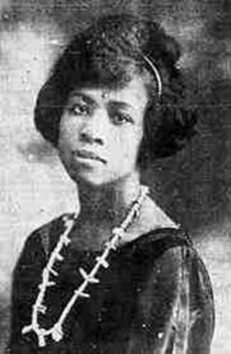 Amy Jacques Garvey, journalist publishing The Negro World Newspaper, Harlem 1918