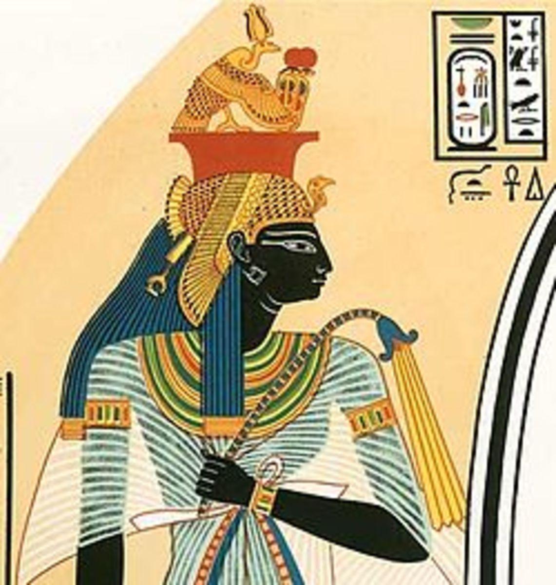 Queen Nefertiti, 18th Dynasty