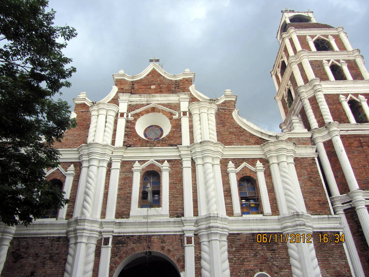 the Tuguegarao Cathedral was built from 1761 to 1767 by the Dominican Priests during Spanish Period