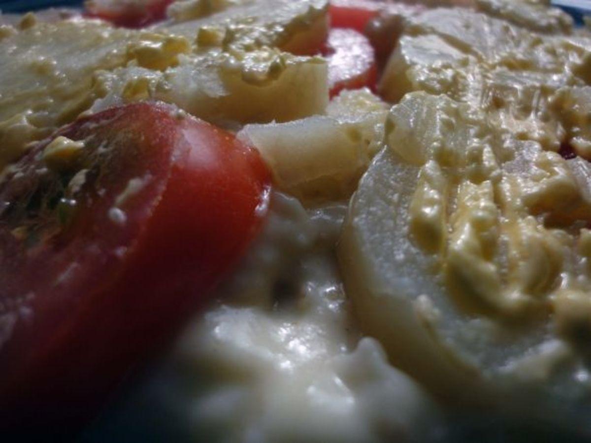 Tomato and Potato Pie