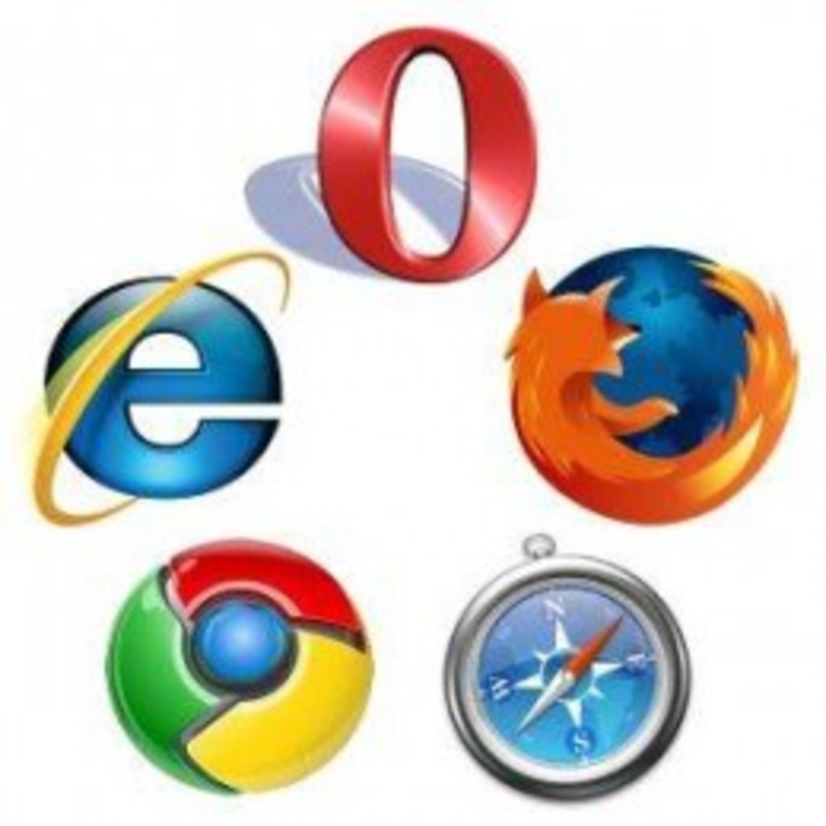 List of The Top 5 Modern Web Browsers