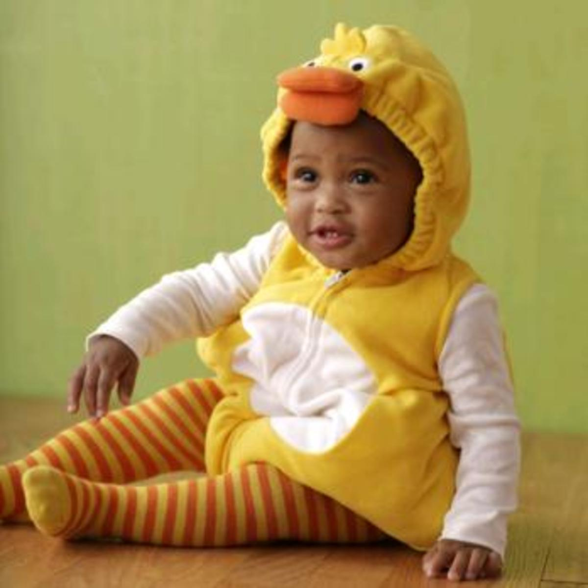 little-duck-baby-costumes