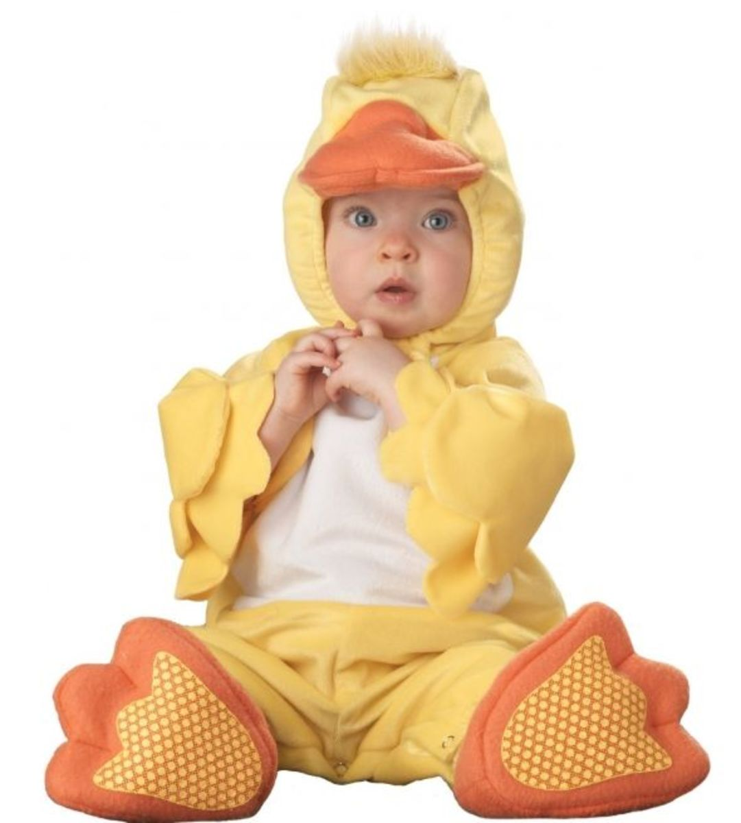Lil Characters Infant Duck Costume