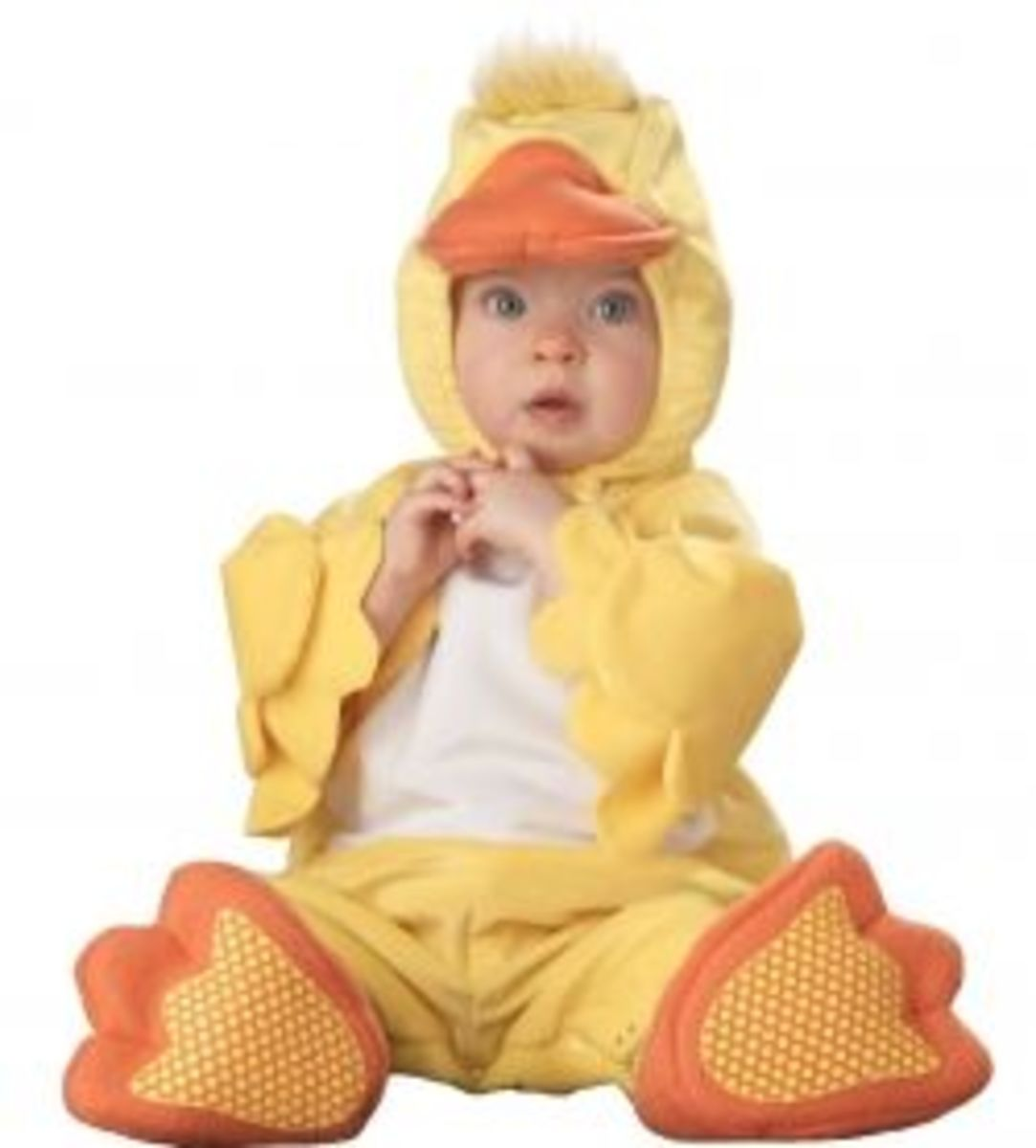 Little Duck Baby Costumes