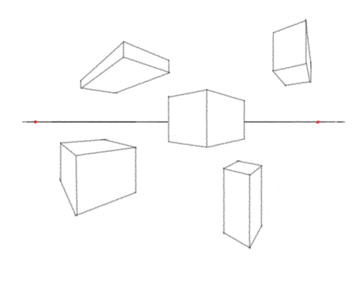 Learn different angles with simple shapes