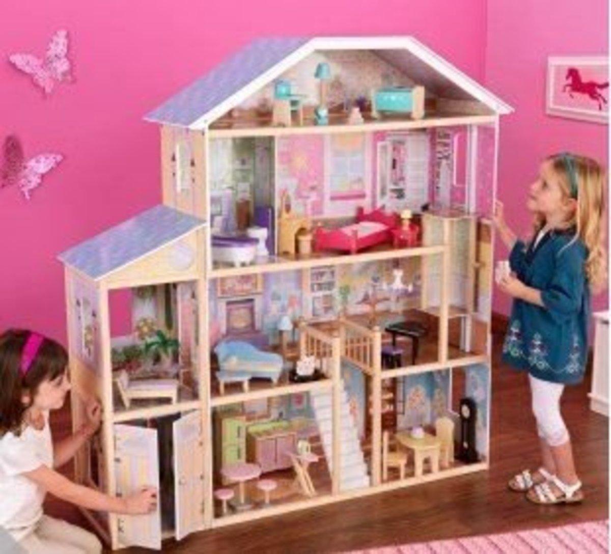 Plans to build a barbie house