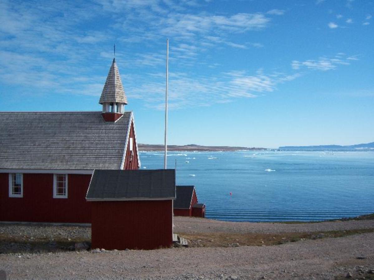 Church of ittoqqortoormiit