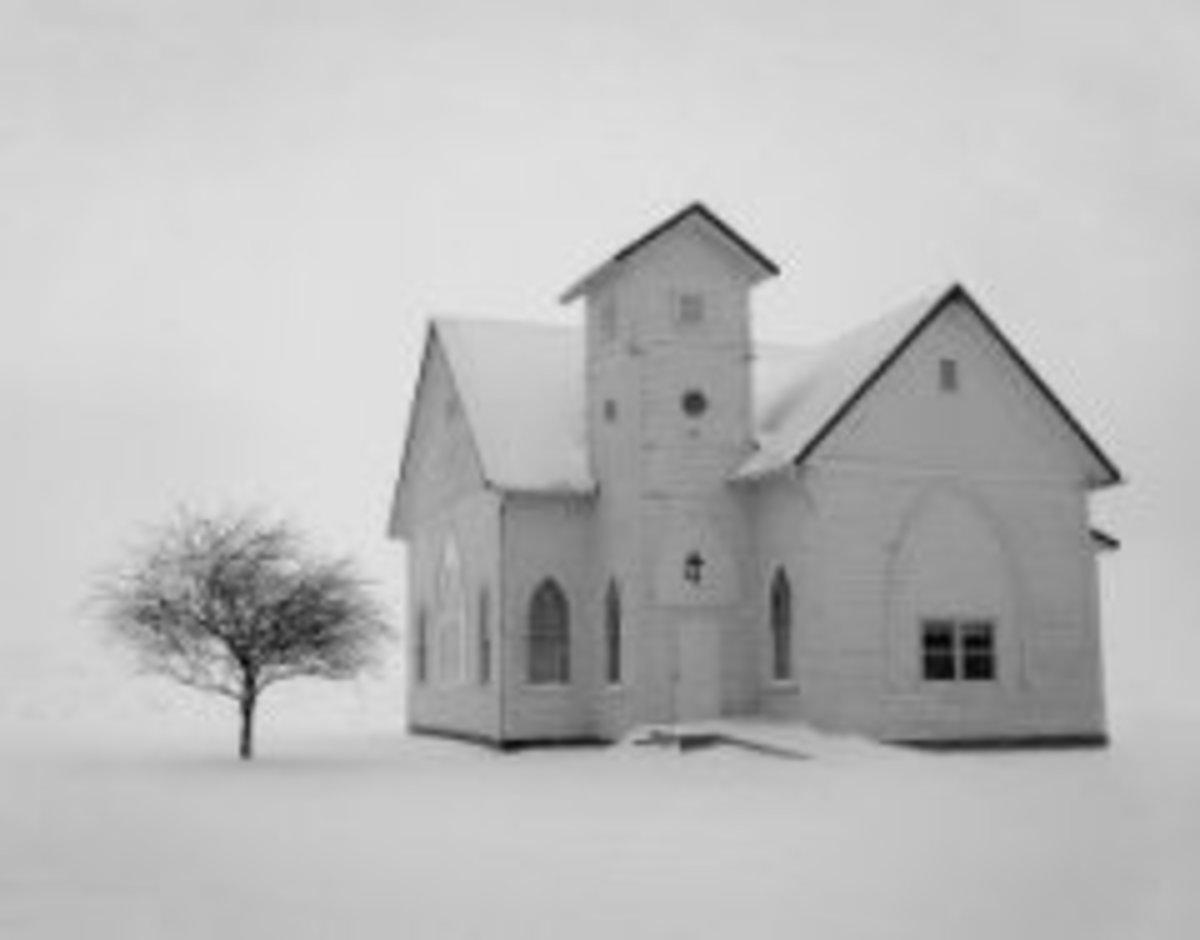 World's Most Remote Churches