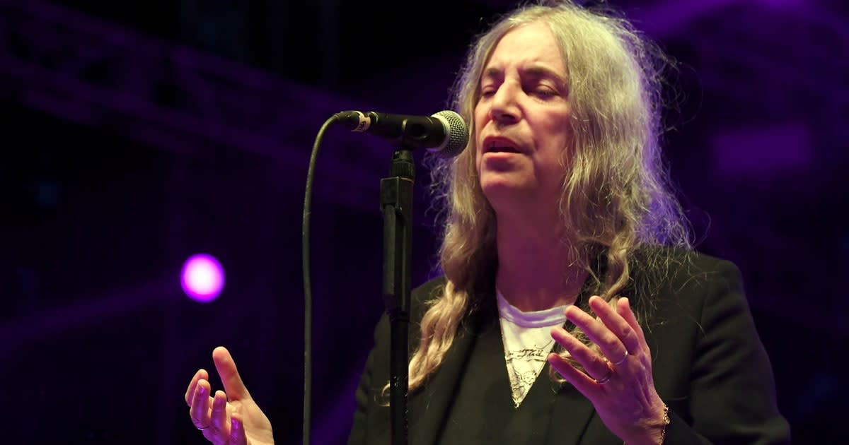 Present day Patti Smith