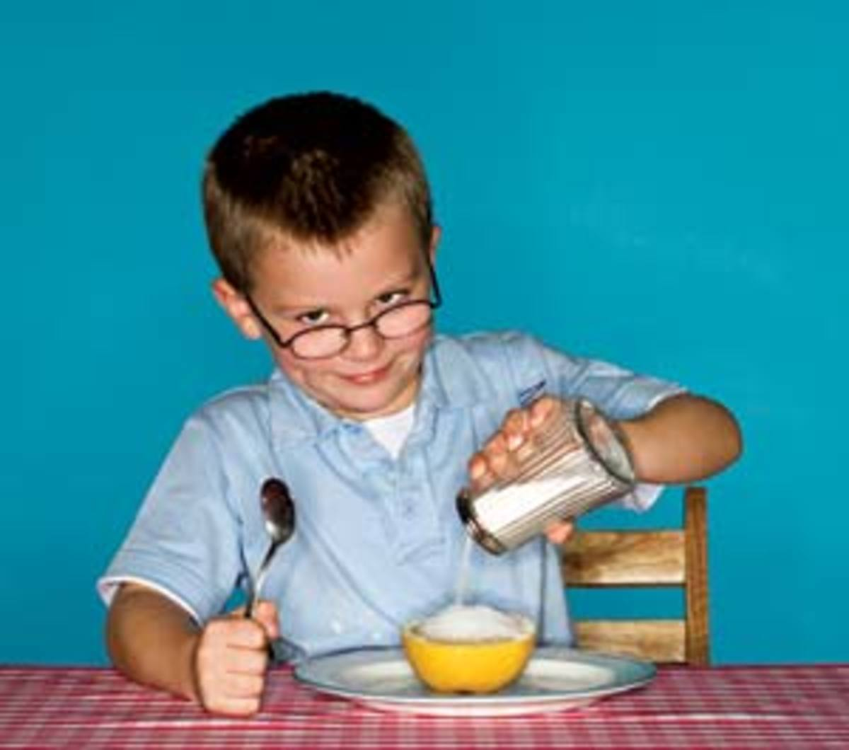 Avoiding sugar in Kids diet – How to sweeten milk, porridge and juice – Dates syrup, jaggery and honey for kids