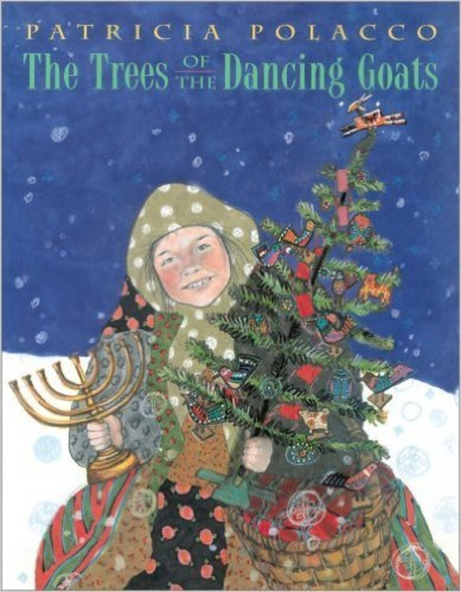 The Trees of the Dancing Goats by Patricia Polacco
