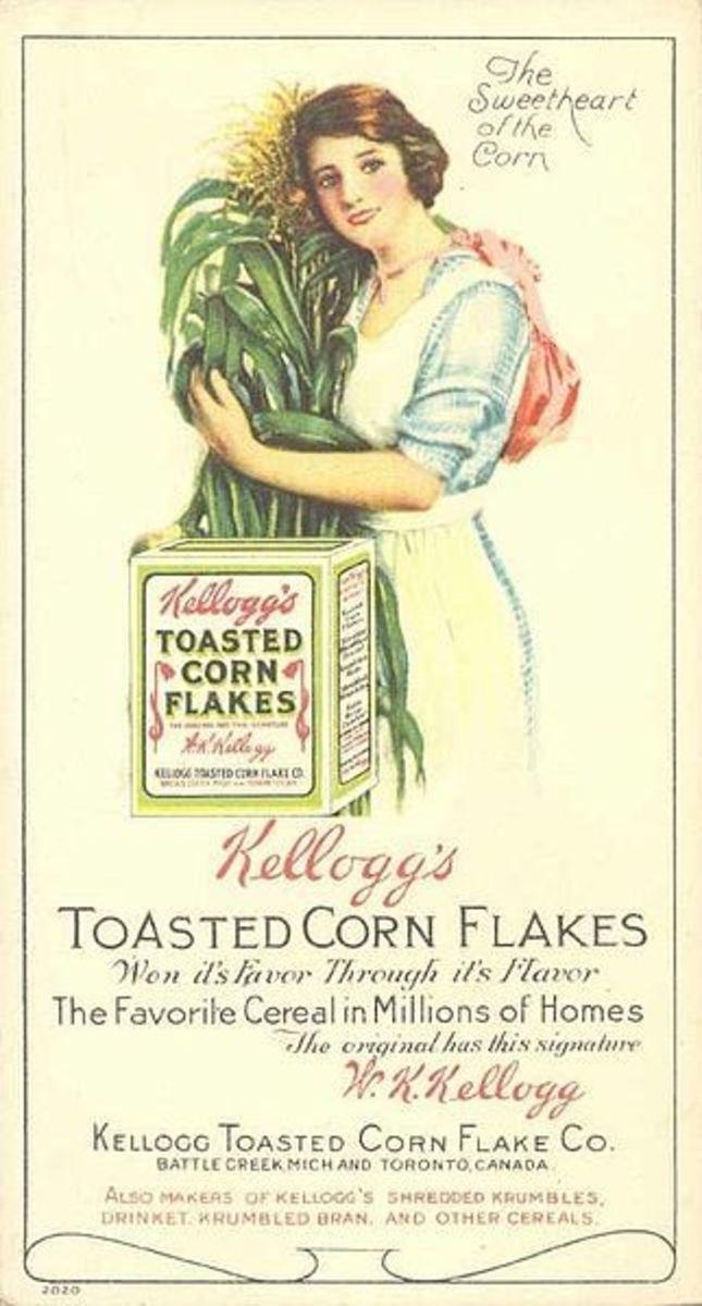Kellogg's Toasted Corn Flakes
