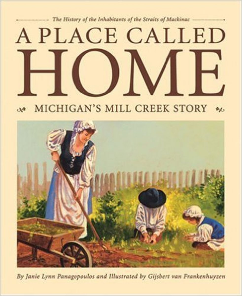 A Place Called Home by Janie Lynn Panagopoulos
