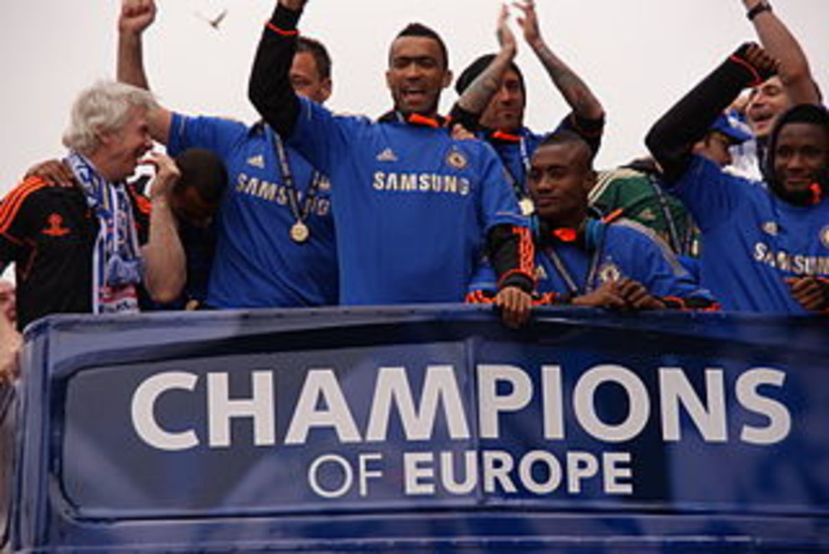 The Champions in 2011/12 - Chelsea