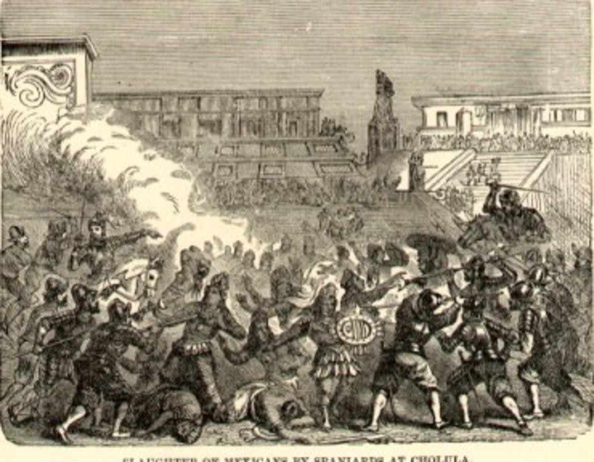 Massacre of the Cholulans