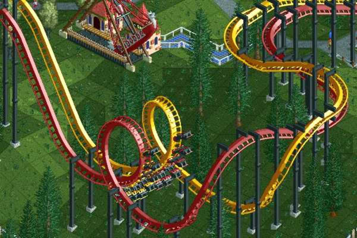 How to Win RollerCoaster Tycoon Games