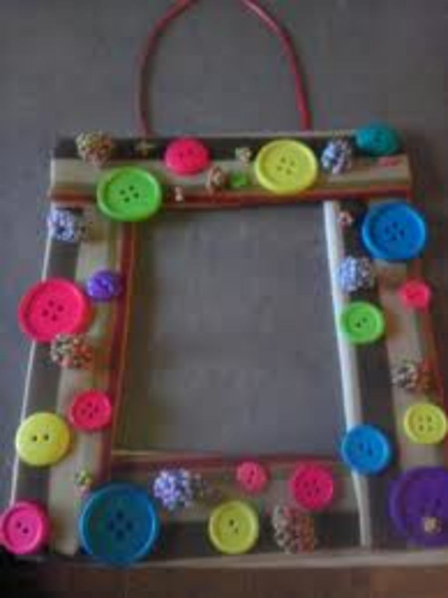 BUTTON THEME PICTURE FRAME