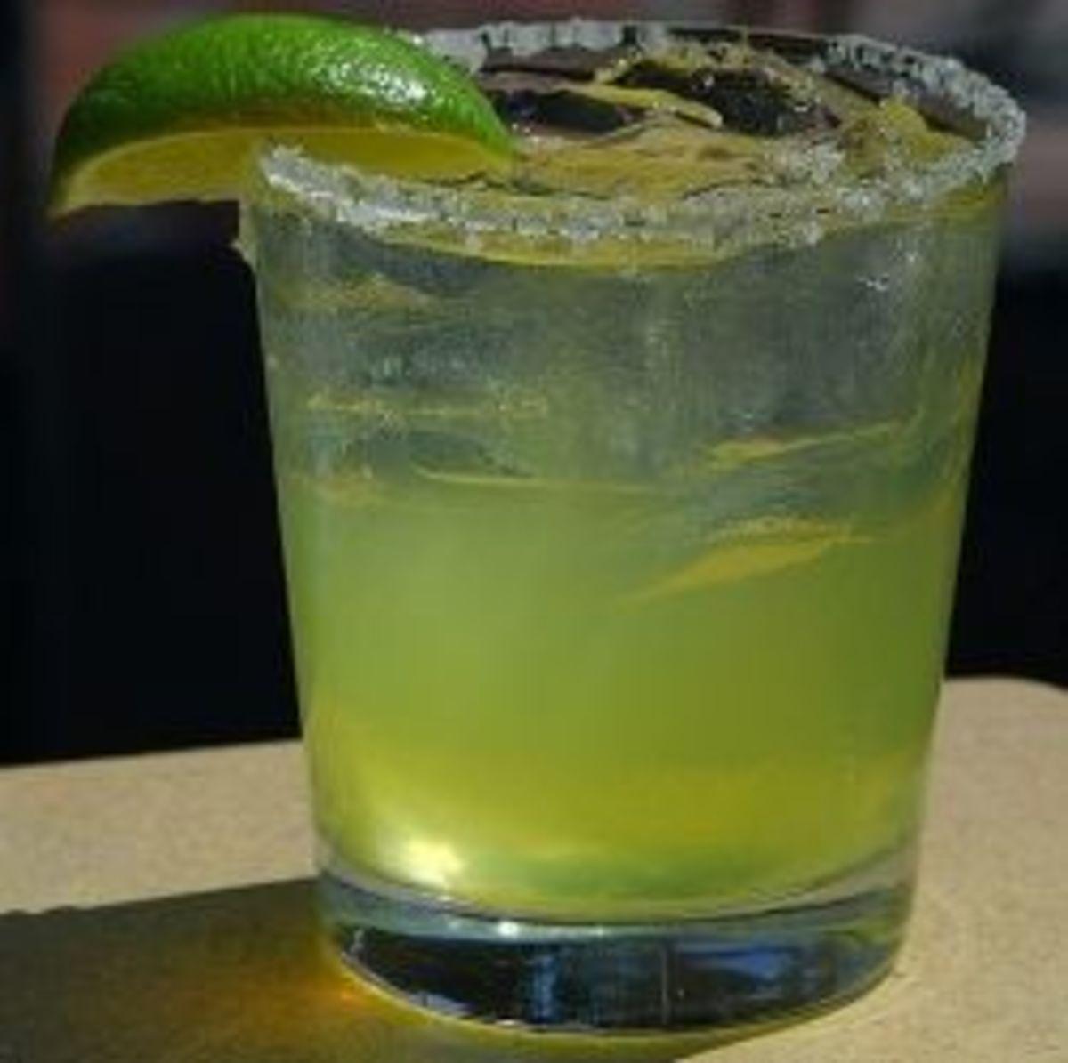 Midnight Margaritas!