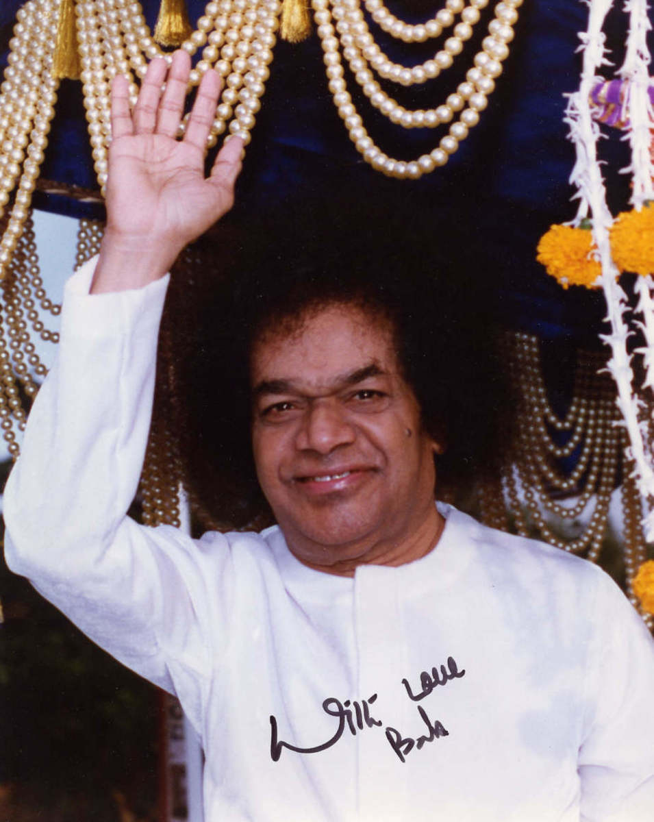How Swami became my God - My childhood experiences with Sri Sathya Sai Baba