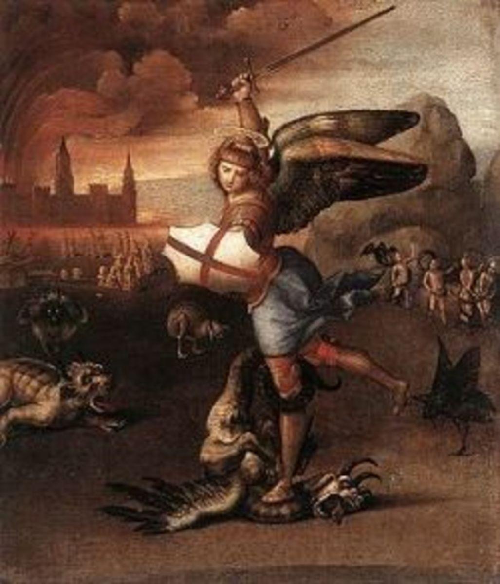 Raphael's St. Michael