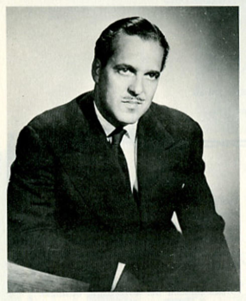 Lee Falk, born Leon Harrison Gross (April 28, 1911 - March 13, 1999)