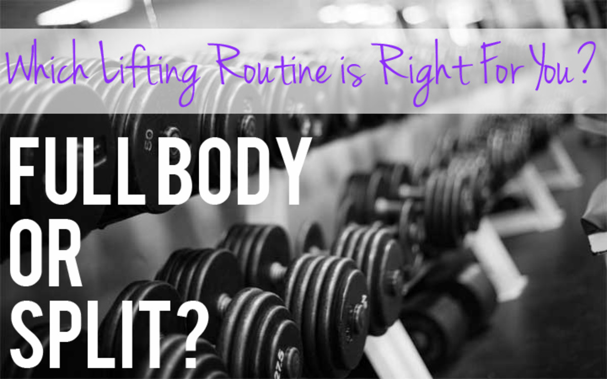 What's the Better Training Method? Split Training vs Half/Full Body Workouts
