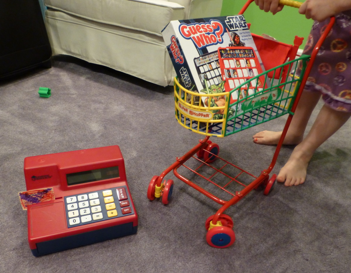 What can your kids buy with their credit cards today?