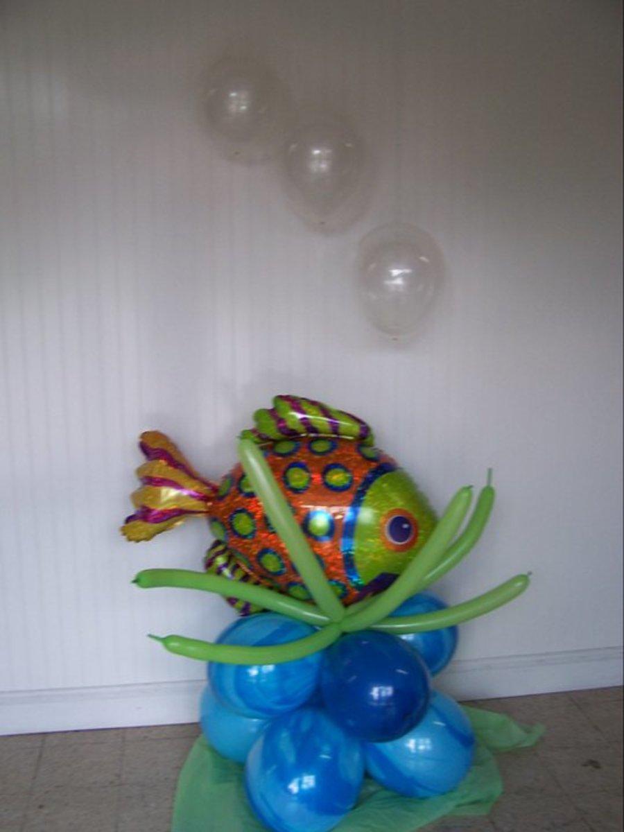 High School Prom Theme Ideas - Under the Sea