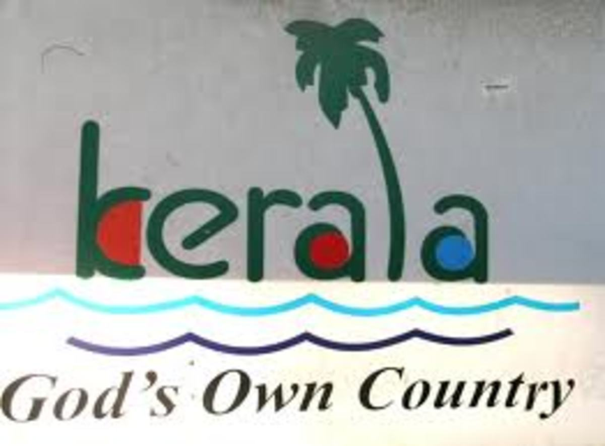 "Why Kerala got the name ""God's own country""?"