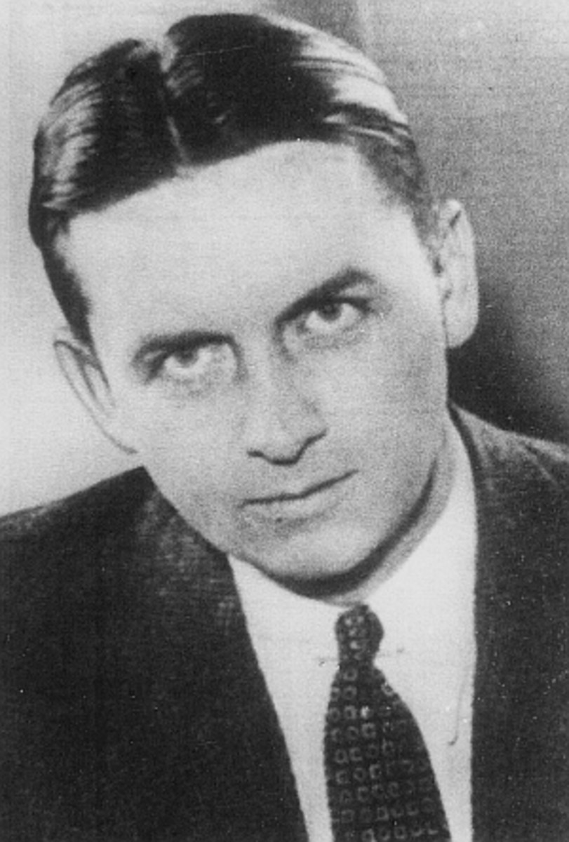 Eliot Ness, circa 1930.