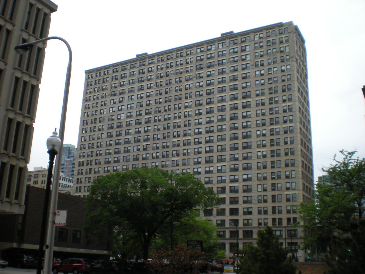 Chicago's Transportation Building—Former Headquarters of Eliot Ness and The Untouchables