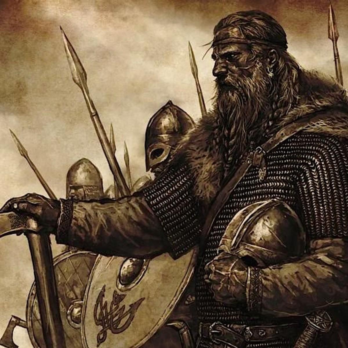 The Saga of Hrolf 'Kraki' - 3: Hrolf Is Born out of a Flawed Love Match