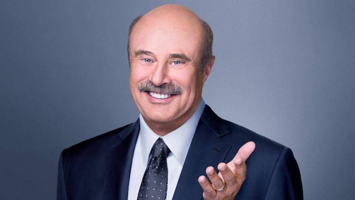 This is positive-minded Dr. Phil. If your mind is bent on failing, he is not your friend.