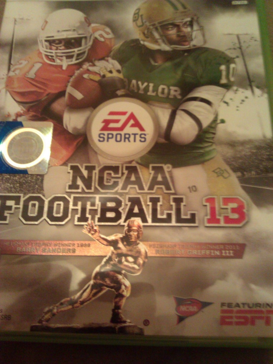 NCAA Football 13 Recruiting Guide Part 1