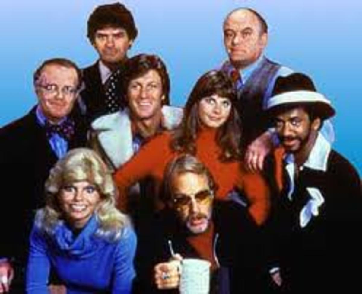 WKRP in Cincinnati, a Television Comedy Show in the 1970s and 1980s