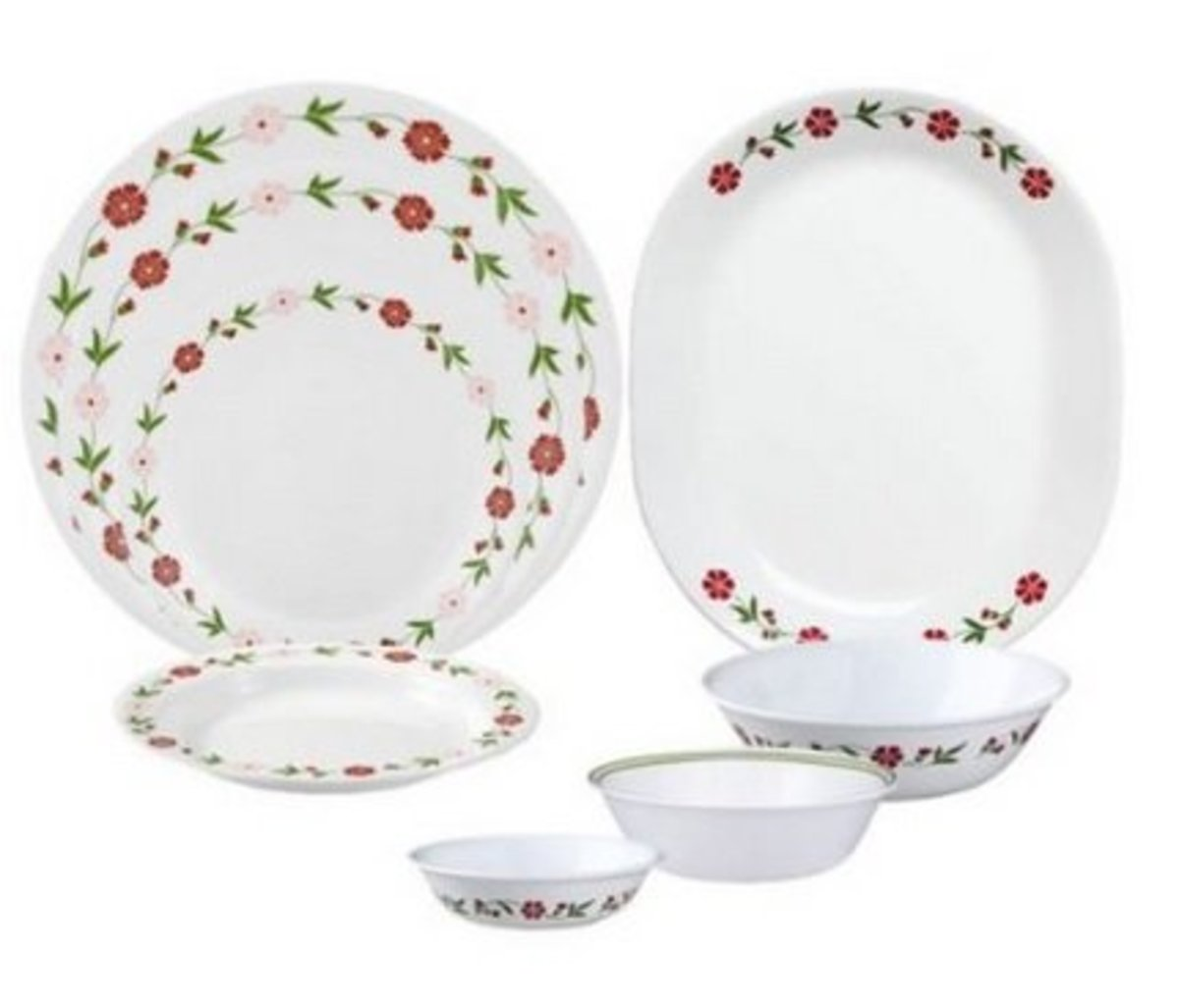 Manufactured in America Plates and Bowls