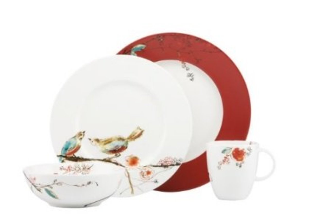 Lenox Made in the USA Dinnerware Set  sc 1 st  HubPages & 5 Great Lead-Free Dinnerware Brands Made in the USA | HubPages