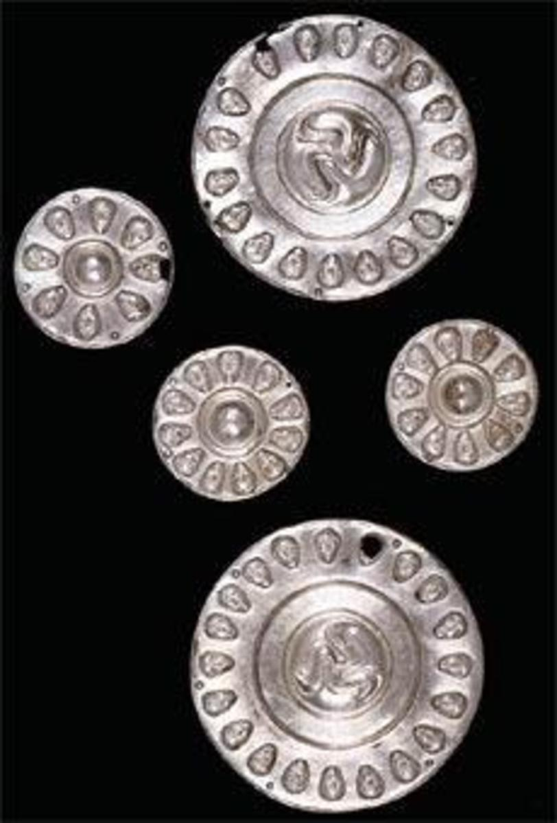 Celtic Artifacts From Lombardy