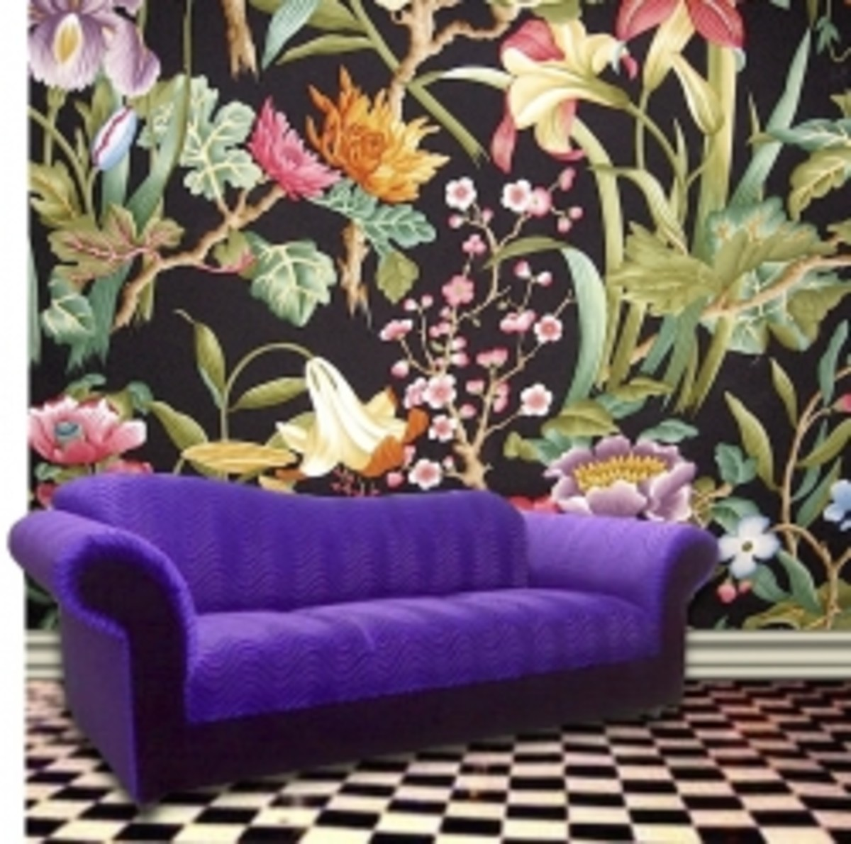 How to Use Fabric as a Wall Covering