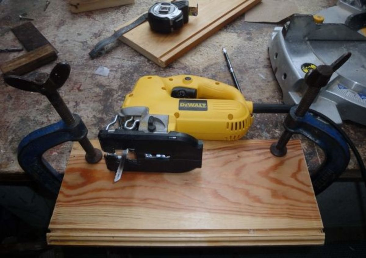 dewalt power jig saw