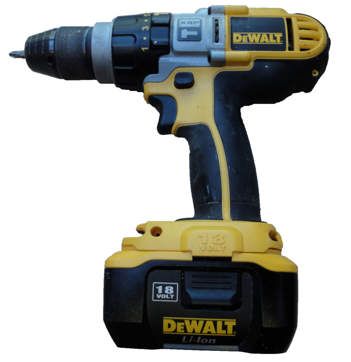 DeWalt cordless power drill